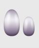 Selbstklebende Nagelfolie, Ombre Design