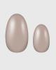 Selbstklebende Nagelfolie, einfärbig nude