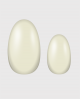 Selbstklebende Nagelfolie, einfarbig