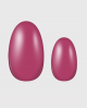 Selbstklebende Nagelfolie, pink