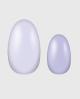 Selbstklebende Nagelfolie, blauer Farbverlauf