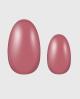 Selbstklebende Nagelfolie, einfarbiges Design